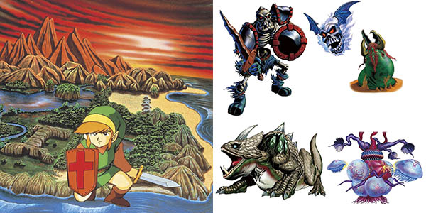 The Legend of Zelda Art & Artifacts en tapa dura barato