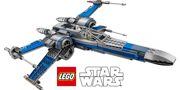 Resistance X-Wing Fighter de LEGO Star Wars