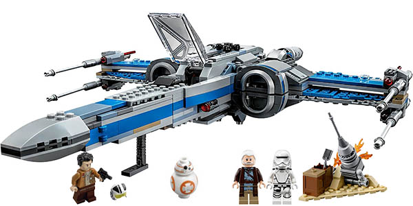 LEGO Star Wars X-Wing barato