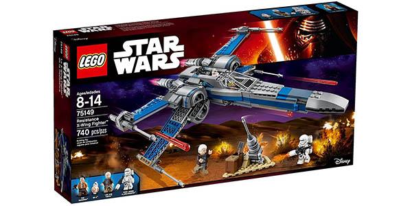 X-Wing de la Resistencia de LEGO Star Wars