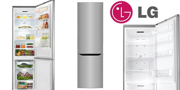 LG GBP20PZCFS Total No frost frigorífico combi barato