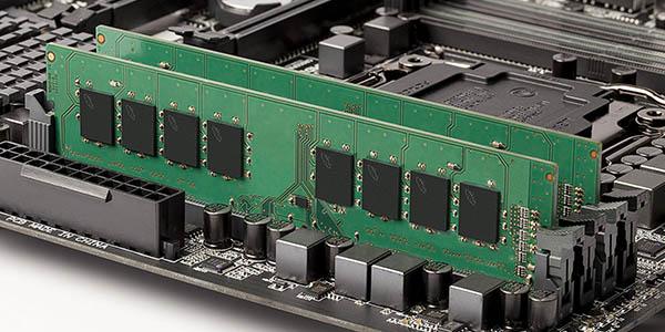 Memoria RAM Crucial de 8GB DDR4 barata