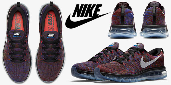 Nike Flyknit Air Max zapatillas running precio brutal