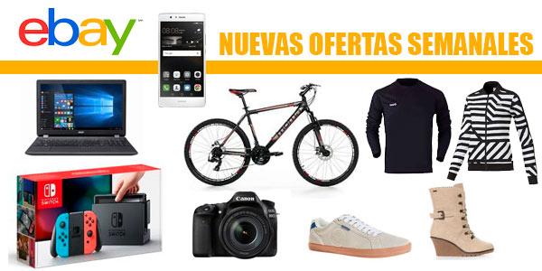 ofertas y chollos en eBay España