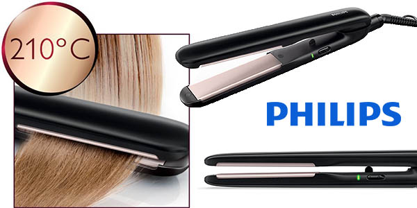 Philips EssentialCare HP8321/00 plancha pelo placas cerámicas barata