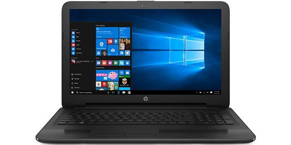 Portátil HP 250 G5 W4N01EA de 15,6''