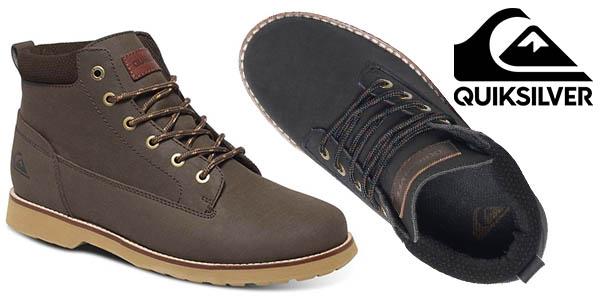 Quiksilver Mission botas cuero hombre cómodas baratas