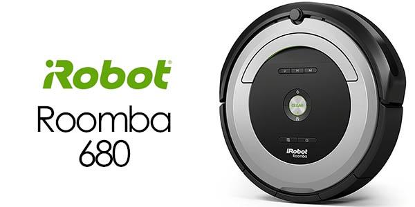 Robot aspirador Roomba 680
