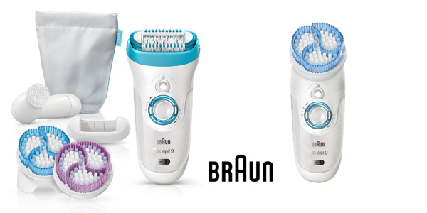 Braun Silk-épil 9 SkinSpa al mejor precio