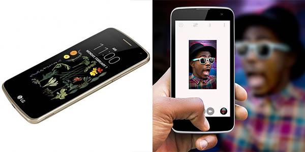 Smartphone LG K5 barato