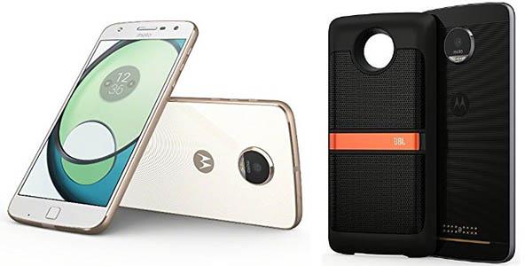 Smartphone Moto Z Play + Moto Mod Altavoz JBL