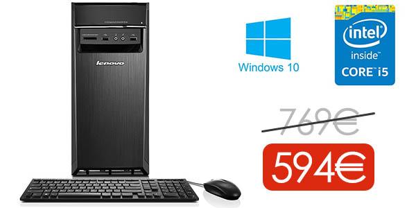 PC Sobremesa Lenovo Ideacentre 300-20ISH