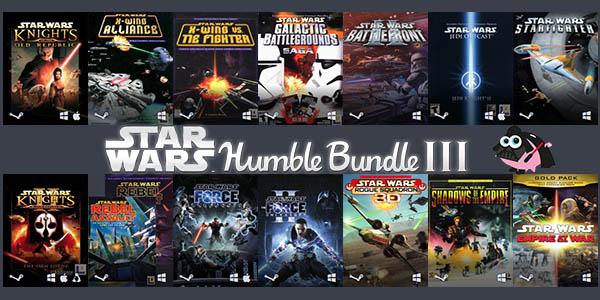 Star Wars Humble Bundle III