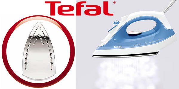 Tefal FV1230 inicio plancha vapor 1800W barata