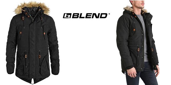 Blend Polygamma chaqueta de invierno para hombre