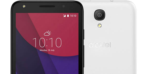 Smartphone Alcatel Pixi 4 de 5''