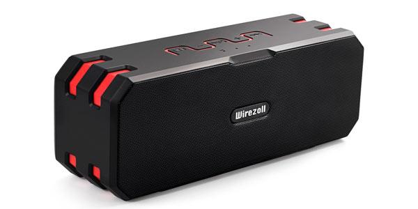 Altavoz portátil Bluetooth impermeable con gran sonido y autonomía barato en Amazon