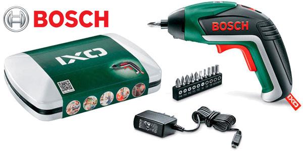 Atornillador de batería de litio con luz LED Bosch IXO V barato en eBay