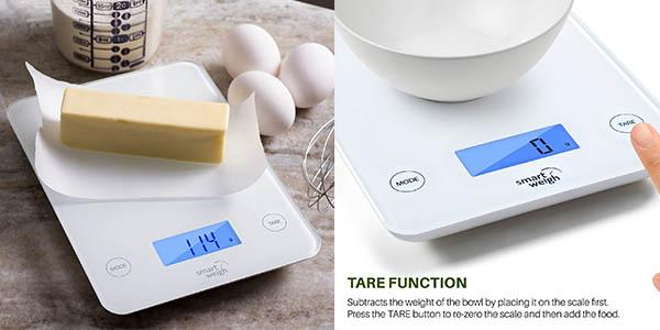 báscula cocina GLS20 digital precisión barata