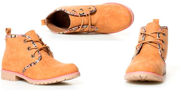 Botines Springboots Mustang color camel rebajados eBay