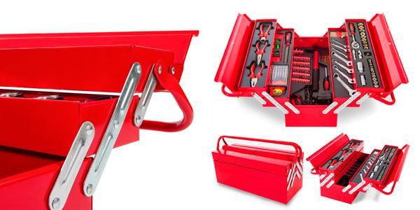 Caja de herramientas completa Greencut Tools 118 a buen precio en eBay
