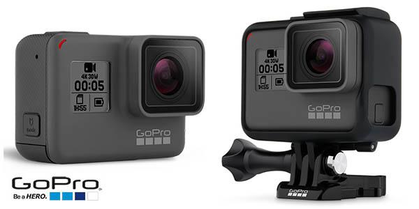 GoPro HERO5 Black Edition + tarjeta microSD 32GB