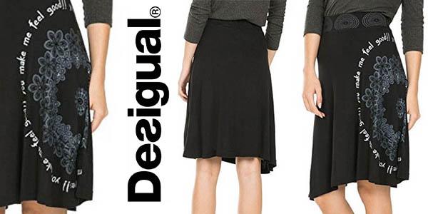 Desigual Vigo falda mujer barata