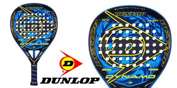 Dunlop Dynamo pala pádel barata