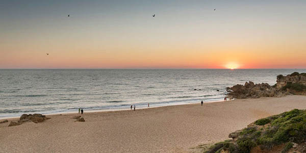 escapada playa Cádiz barata