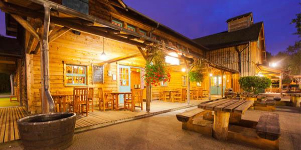 hotel Disney's Davy Crockett Ranch oferta Eurodisney
