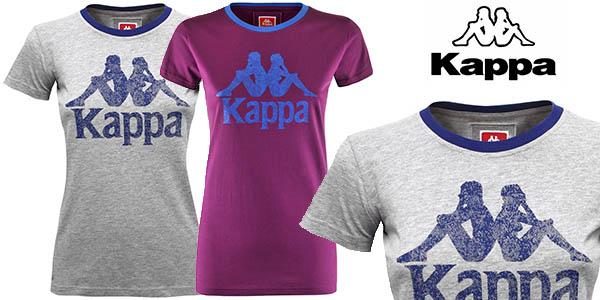 Kappa Authentic Zabas camiseta mujer barata