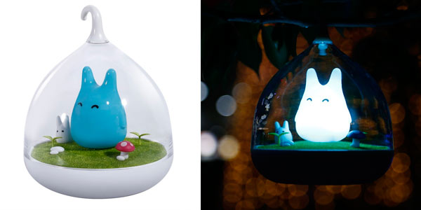Lámpara LED infantil luz de noche estilo Totoro rebajada Amazon