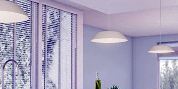 Lámpara LED colgante regulable Philips myLiving Fado barata en Amazon