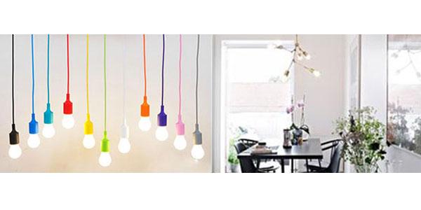 Lámparas E27 tienda Barcelona LED