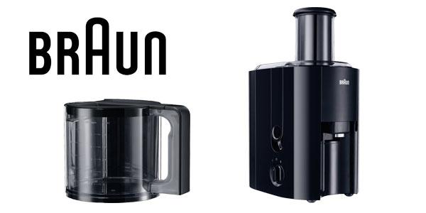 Licuadora Braun Multiquick Juicer J300 barata en Amazon
