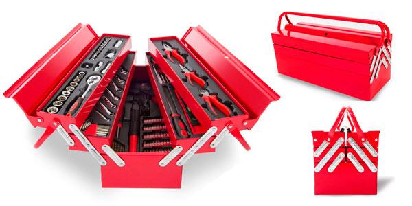 Maletín de herramientas profesional Greencut Tools 118 rebajado en eBAy