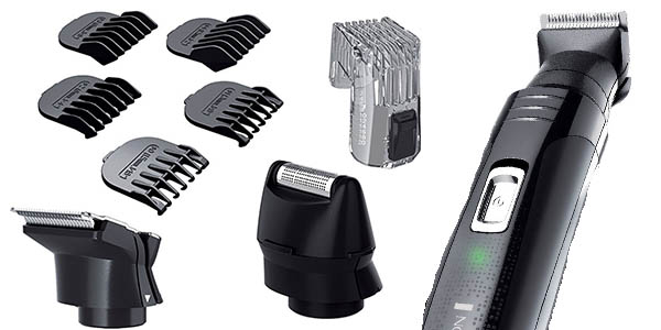 máquina cortapelos corporal Remington accesorios