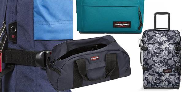 mochilas bolsas maletas Eastpak cupón descuento 10€