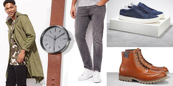 nueva colección Moda hombre primavera-verano Amazon