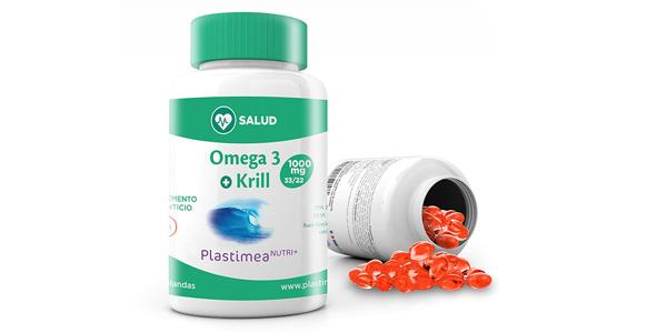 Omega 3 Krill 60 Cápsulas