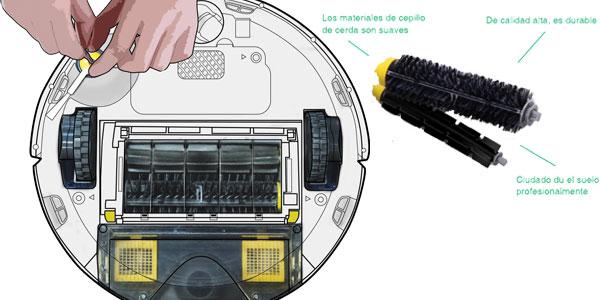 Repuestos baratos Roomba serie 700