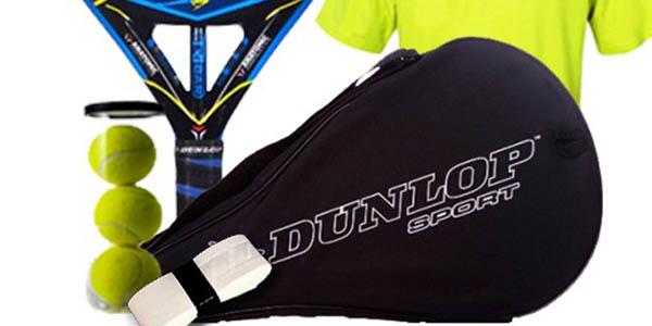 pala pádel Dunlop Dynamo colección 2017 precio brutal