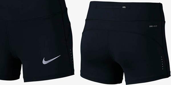 pantalones cortos mujer Nike Power epic chollo