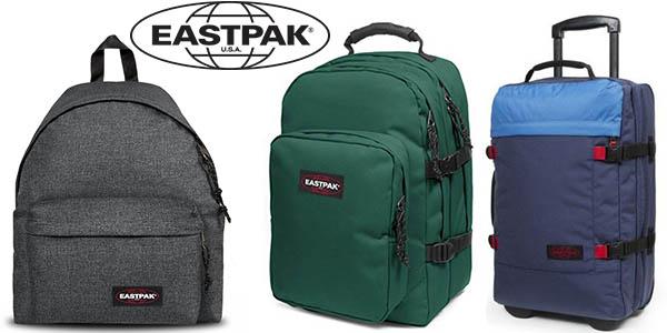 promoción Eastpack cupón descuento Amazon marzo 2017