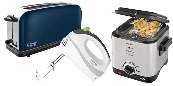 promoción pequeño electrodoméstico El Corte Inglés marzo 2017