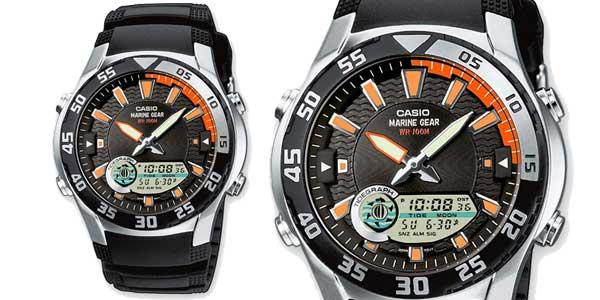 Reloj Casio Collection AMW-710-1AVEF barato en Amazon