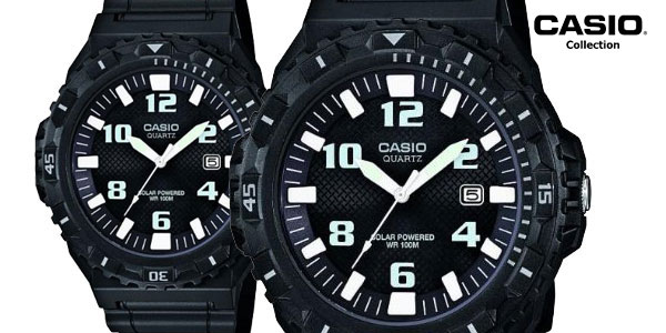 Reloj solar Casio MRW S300H 1BVEF para hombre barato en Amazon