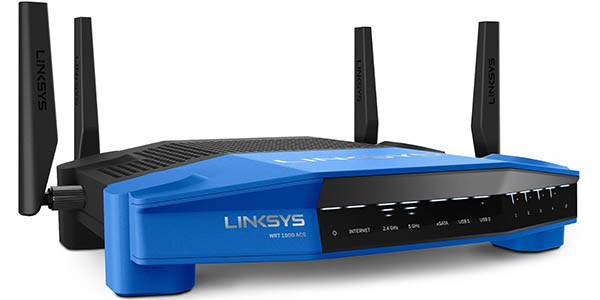 Router WiFi Linksys WRT1900ACS