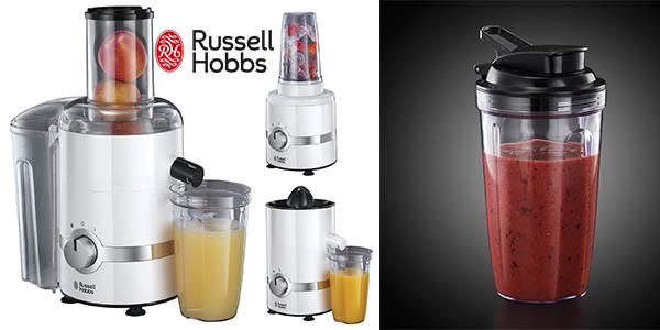 Russell Hobbs 22700-56 3 en 1 ultimate juicer barato