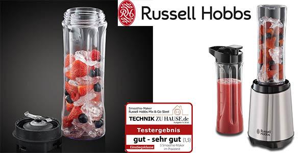 Russell Hobbs 23470-56 Mix & Go minibatidora portátil barata